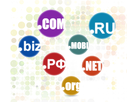 Регистрация доменов .RU и .РФ  99 руб.